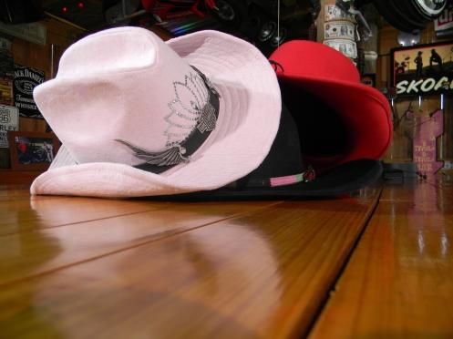 Chrome Cowgirls 001